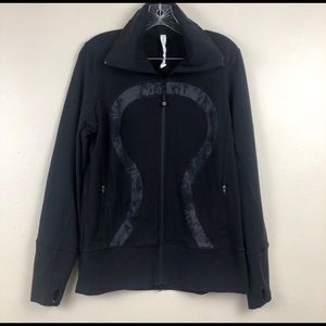 Lululemon Stride Jacket Black